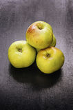 Варя яблоки Стоковое фото RF