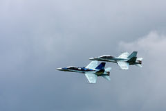 Реактивный истребитель Хонита Стоковая Фотография RF