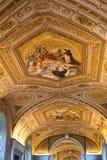 Ватикан внутрь Стоковые Изображения RF
