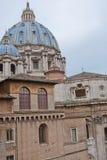 Ватикан внутрь Стоковая Фотография