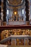 Ватикан внутрь Стоковые Изображения
