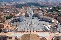 Ватикан Рим стоковые фотографии rf