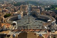 Ватикан, Рим Стоковые Фотографии RF