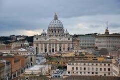 Ватикан Стоковые Изображения RF