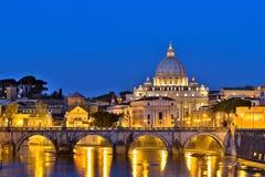 Ватикан Стоковое Изображение