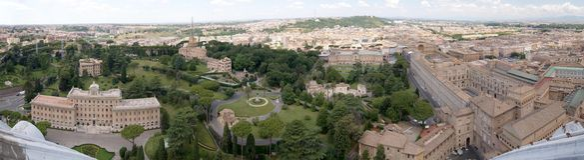Ватикан Стоковое Изображение RF