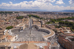 Ватикан Стоковая Фотография RF
