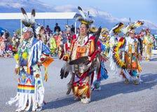 Вау плена племени Paiute стоковая фотография rf