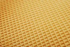 вафля текстуры стоковые изображения