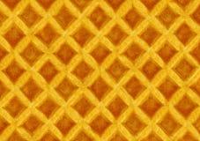 вафля текстуры стоковые фото