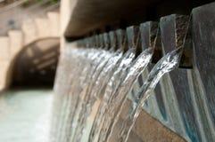 вафля фонтанов Стоковые Фотографии RF