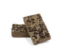 Вафли шоколада Стоковая Фотография