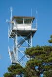 вахта башни службы береговой охраны Стоковые Фото