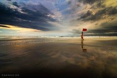 Вахта залива Стоковое Изображение RF