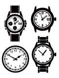 Вахта и часы Стоковая Фотография RF