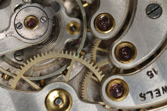 вахта механизма Стоковое фото RF