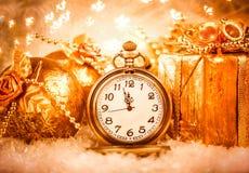 Вахта рождества карманный Стоковые Изображения