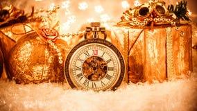 Вахта рождества карманный Стоковые Фотографии RF