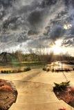 вахта торнадоа day3 Стоковые Изображения
