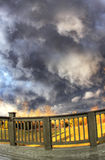 вахта торнадоа day4 Стоковые Фото