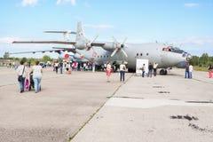 Вахта Eople самолеты Стоковая Фотография