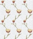 ваше флористической картины конструкции безшовное Стоковые Фото