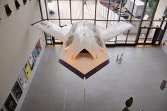 вашингтон космоса музея воздуха национальный стоковое фото