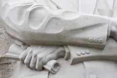 вашингтон мемориала martin luther короля dc Стоковая Фотография