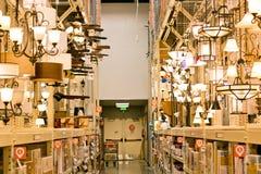 вашингтон 1-ое февраля 2016 Магазин Юоме Депот в Sonohomish, Вашингтоне Стоковые Изображения
