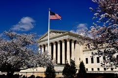 Вашингтон, DC: США Верховный Суд Стоковые Изображения