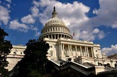 Вашингтон, DC: США капитолий Стоковая Фотография RF