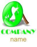 Ваш логос Стоковое Изображение