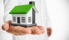 Ваш дом Eco Стоковое Изображение RF