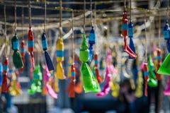 Валенсия, Испания, фестиваль Fallas Стоковые Фотографии RF