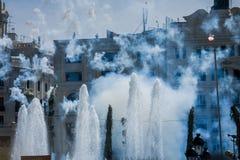 Валенсия, Испания, фестиваль Fallas Стоковое Фото