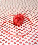 Валентайн подарка s дня Стоковые Фотографии RF
