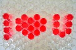 Валентайн символа сердца s дня Стоковое Изображение RF
