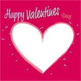 валентинка влюбленности Стоковое Фото