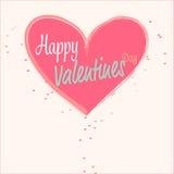 валентинка влюбленности Стоковая Фотография RF