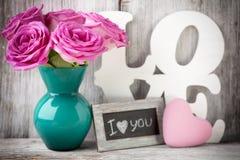 Валентинка, день Стоковые Фото