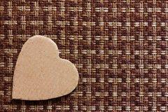 Валентинка - символ сердца Стоковое Изображение RF