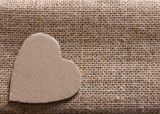Валентинка - символ сердца Стоковая Фотография RF