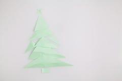 вал красного цвета бумаги иллюстрации рождества предпосылки Стоковая Фотография