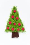 вал рождества handmade Стоковое фото RF