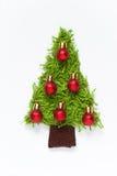 вал рождества handmade Стоковые Изображения RF