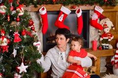 вал рождества oh Стоковое фото RF