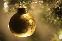 вал снежка орнамента рождества тросточки конфеты Стоковые Фото