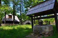 Вал старое Dacian Стоковое Фото