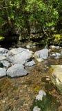 Валуны реки Стоковое Фото