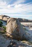 валуны Cape Town пляжа Стоковые Фотографии RF